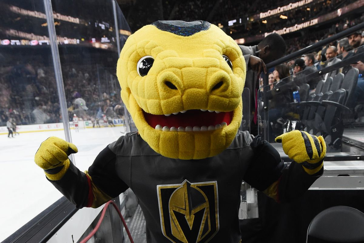 Image result for chance vegas mascot
