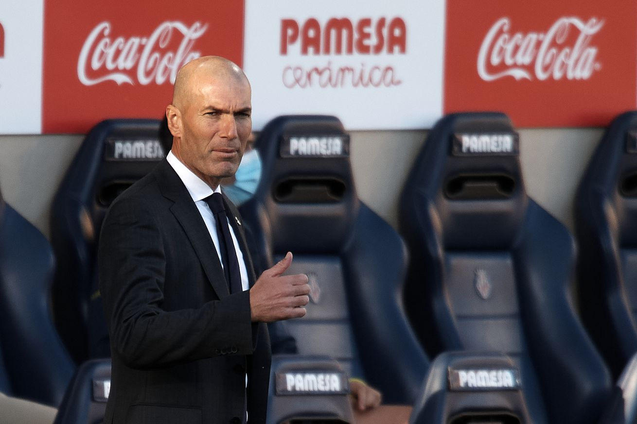 Zidane: ?Real Madrid won?t look to draw vs Inter, we?ll go out to win?