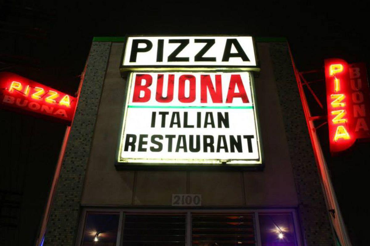 Pizza Buona, Echo Park