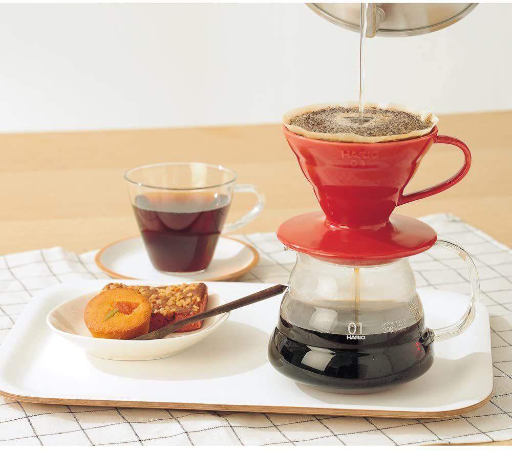 Useful Inexpensive Gadgets - Hario V60 ceramic coffee dripper