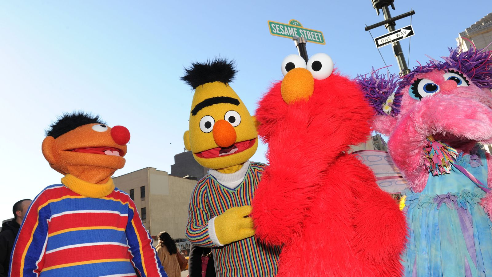 Sesame street officially respond to claims that bert and ernie are gay