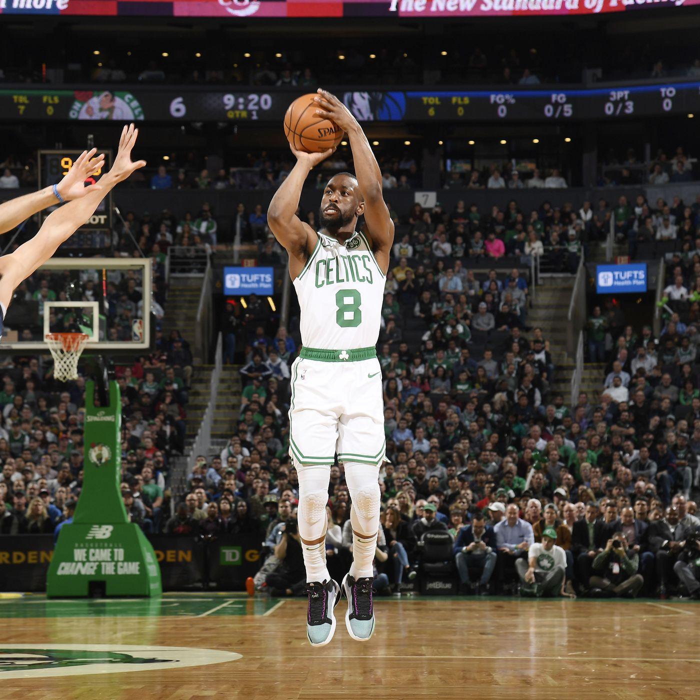 Celtics Lean On Kemba Walker In Crunch Time Celticsblog