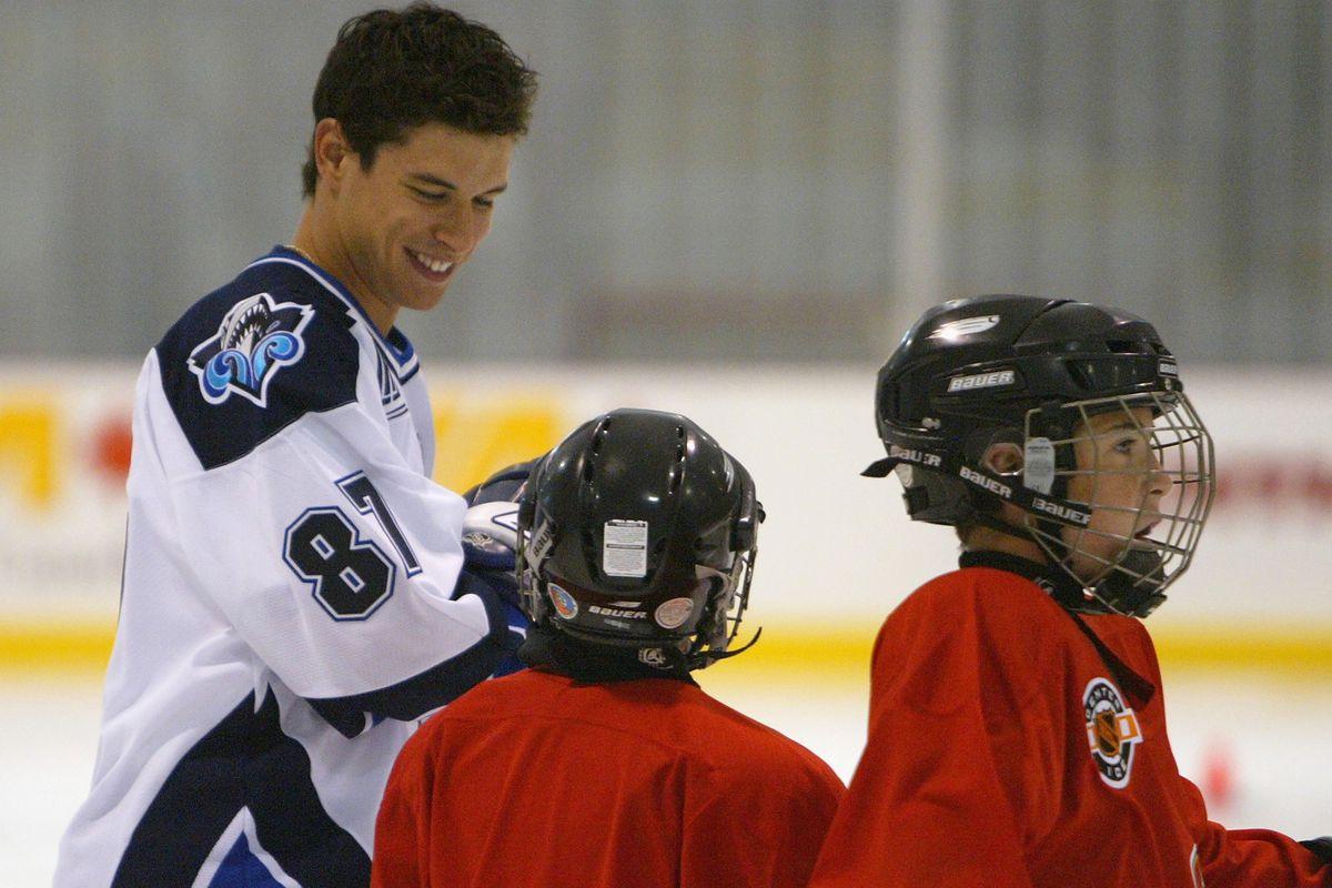 Reebok Hockey Top Prospects Clinic