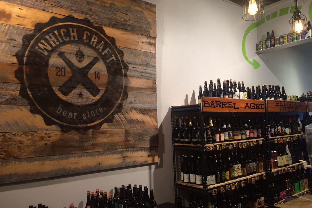 South Lamar Beer Shop WhichCraft Is Closing - Eater Austin