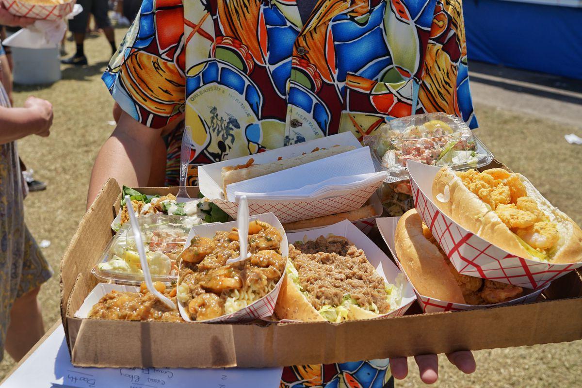New Orleans Food Fest  Seattle