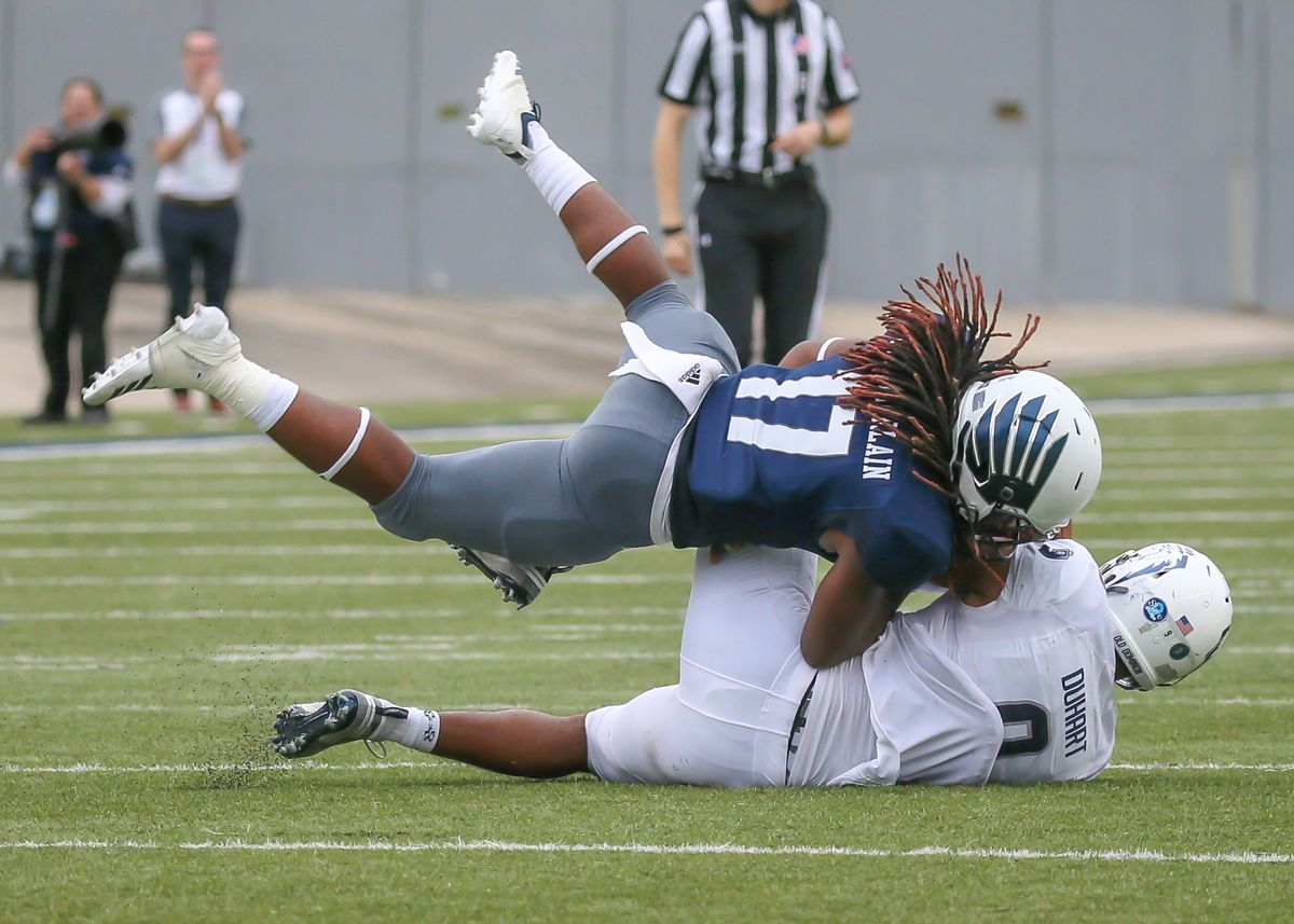 COLLEGE FOOTBALL: NOV 24 Old Dominion at Rice