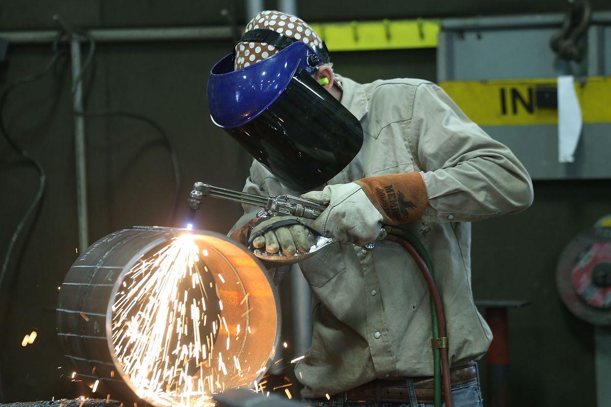 Pipe Manufacturing Factory In Marietta, Ohio
