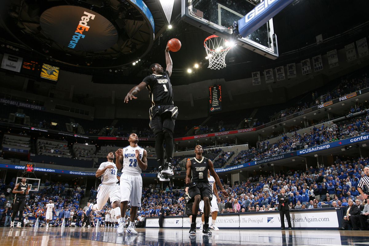 Conference USA Basketball Tournament - UCF v Memphis