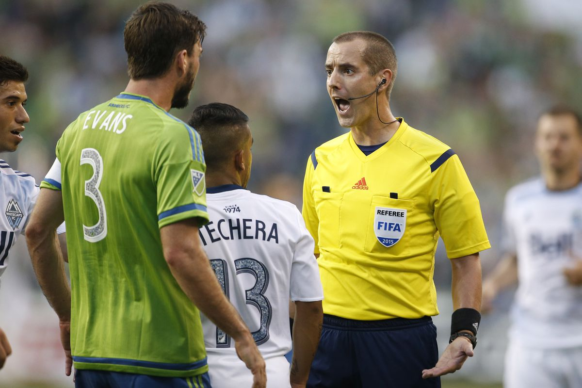 Searching for Mark Geiger in USA Today images generates an amusing collage of reactions to cards.