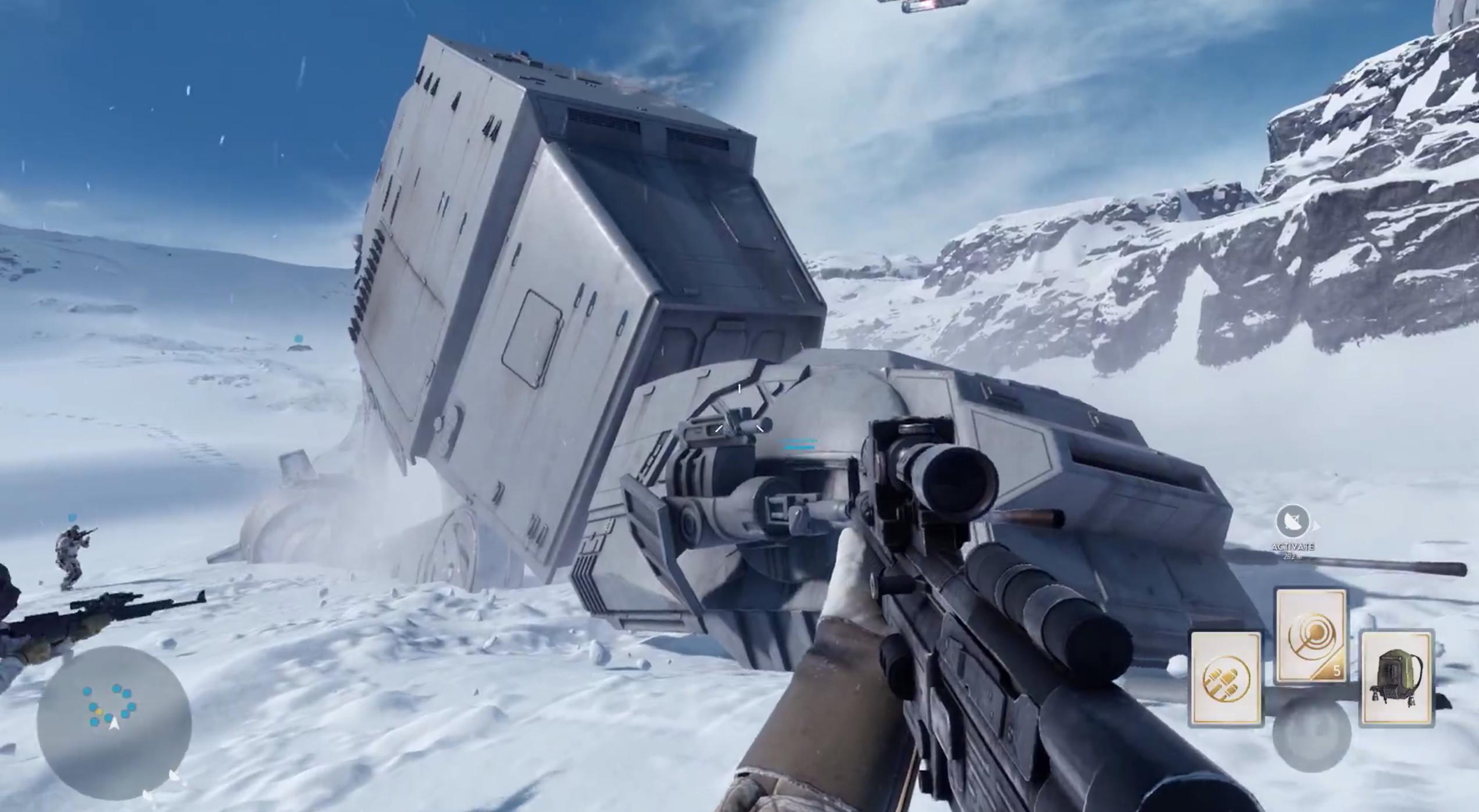 Star Wars Battlefront screengrab