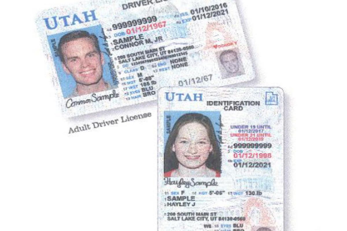 In June 2016, the Utah Department of Public Safety's Driver License Division began issuing drivers' licenses with a new design. The design includes security features that improve fraud prevention and protection against counterfeiting and/or alteration.