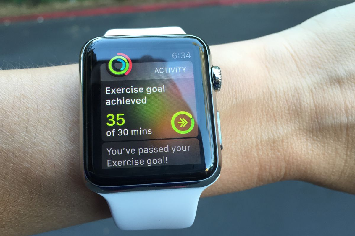 how does apple watch stack up as a health and fitness tracker recode
