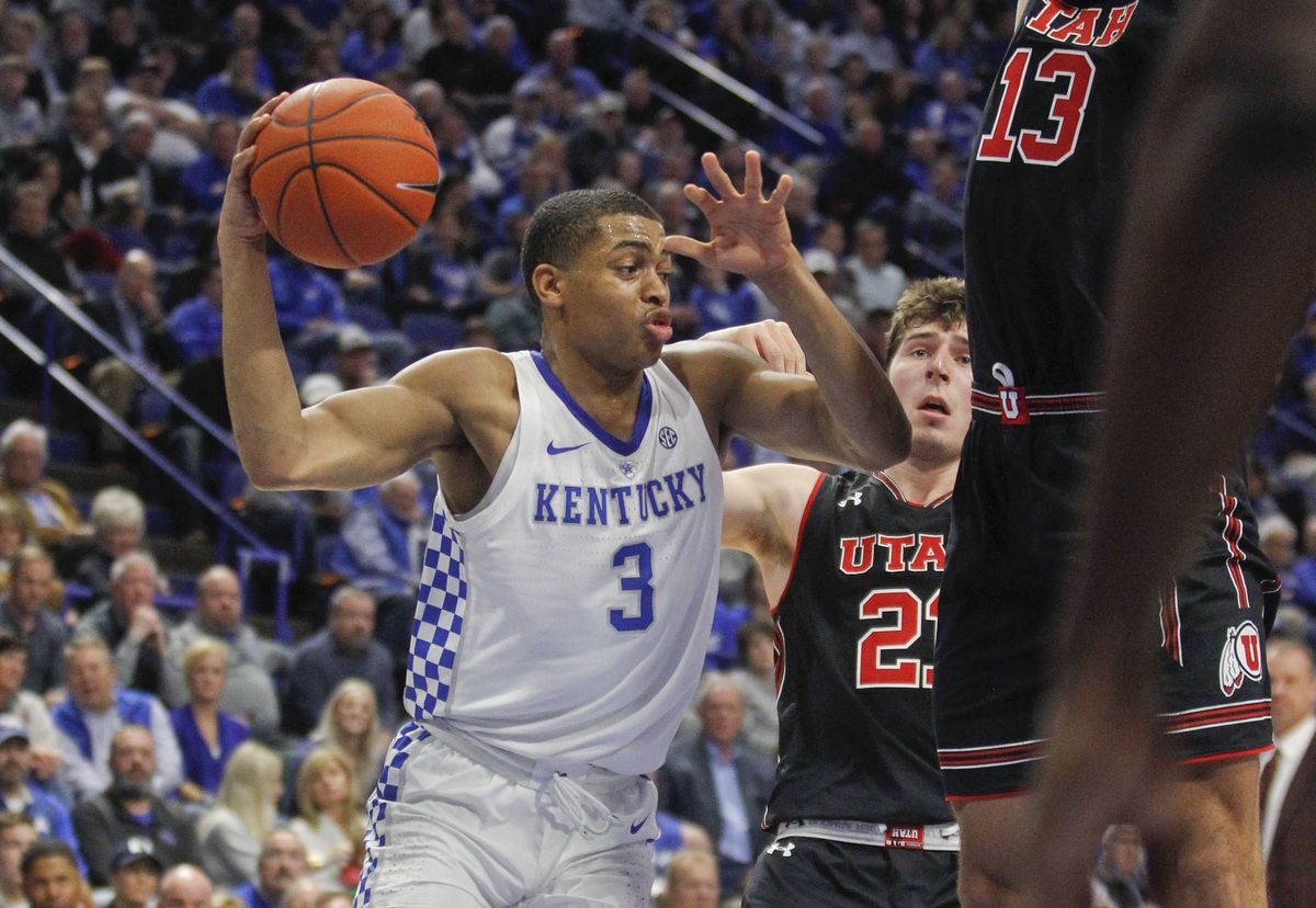 Kentucky Basketball Outlasts Auburn 5 Things To Know: Basketball Guide: The Middle Of The SEC Standings Might Be