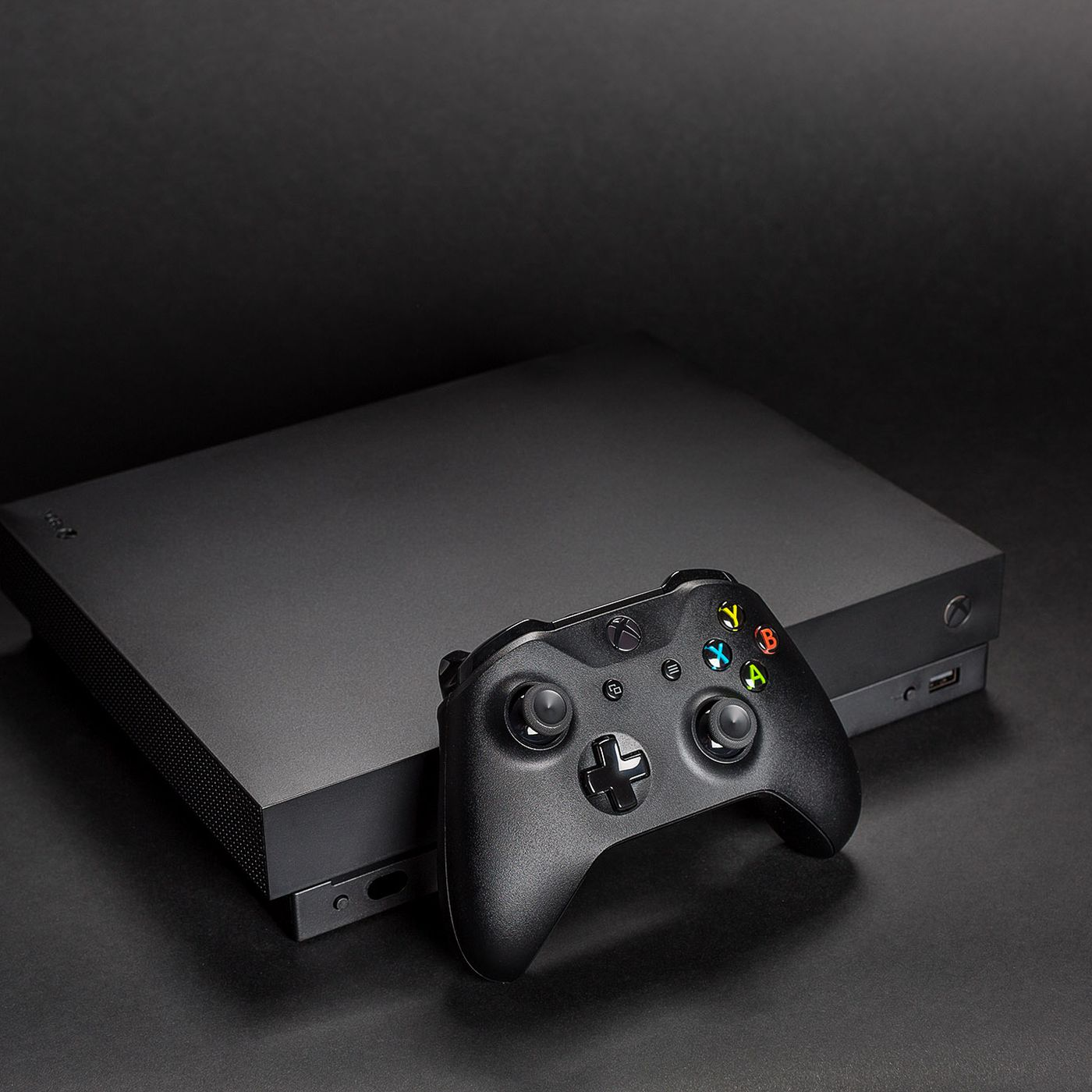 Xbox One X Review The Verge