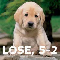 LOSE, 5-2