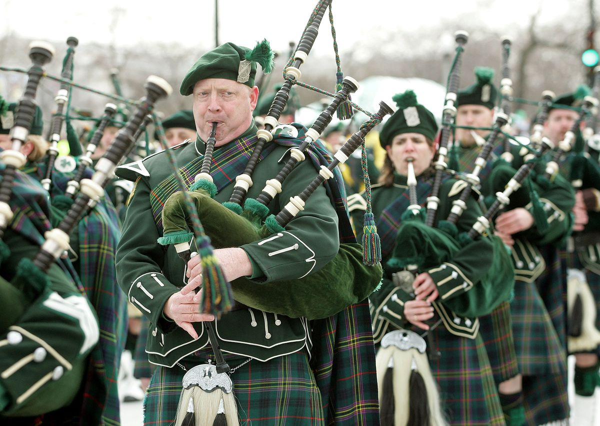 Chicago Celebrates St. Patricks Day With 50th Annual Parade