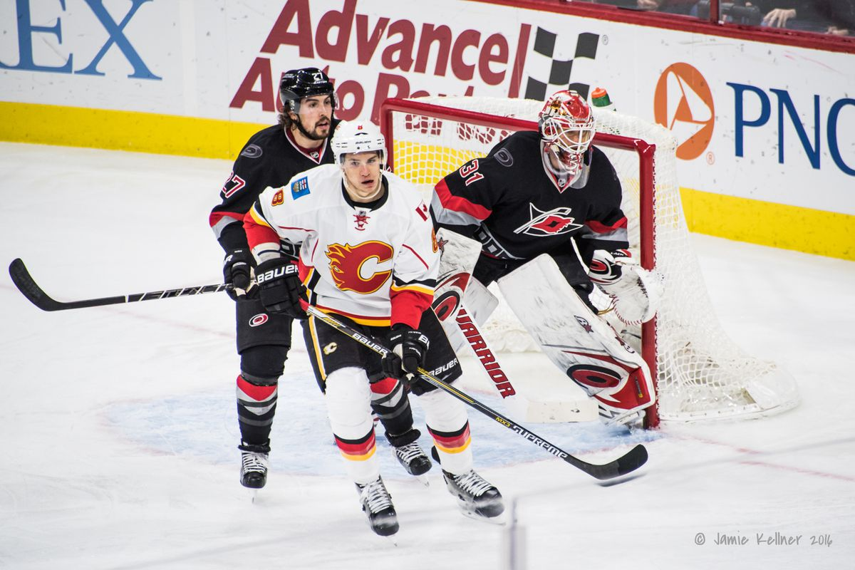 8465f9cef Hurricanes vs Flames: Game Preview, Notes, Lines and Rosters - Canes ...