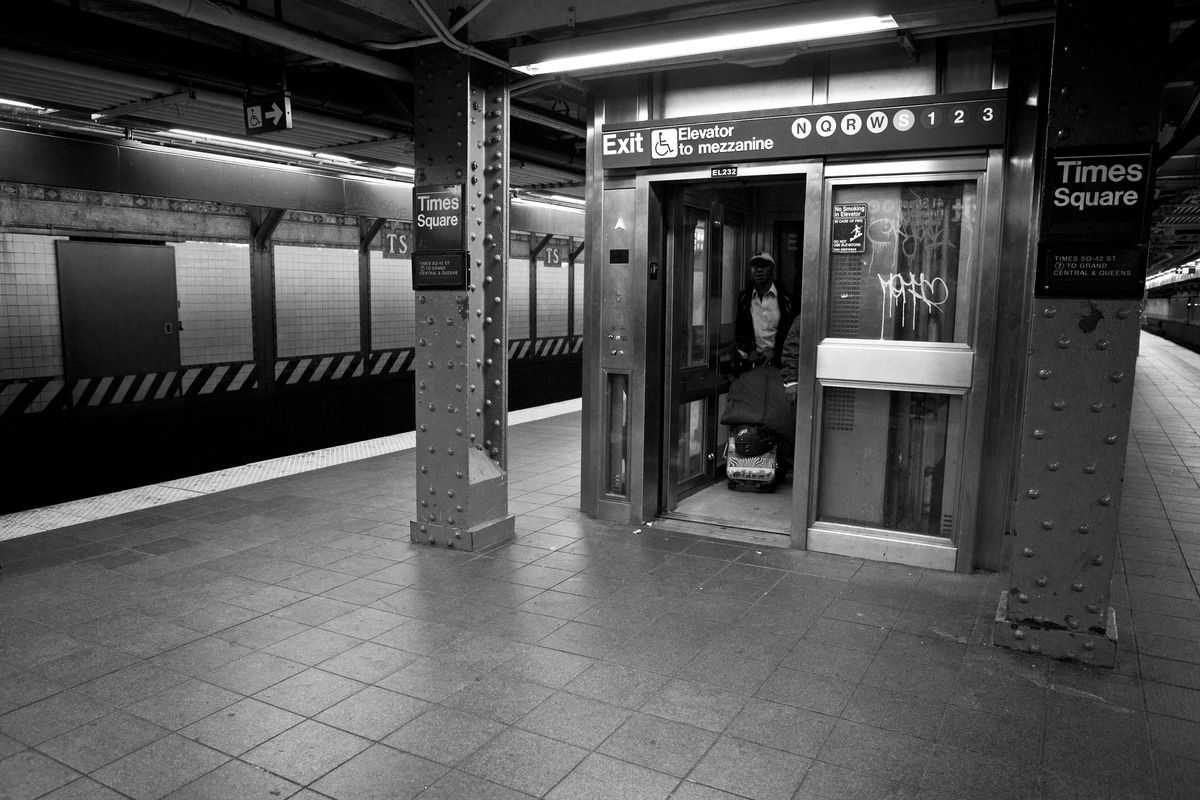 New York City Subway Map 191.Five Upper Manhattan Subway Stations Will Undergo Accessibility