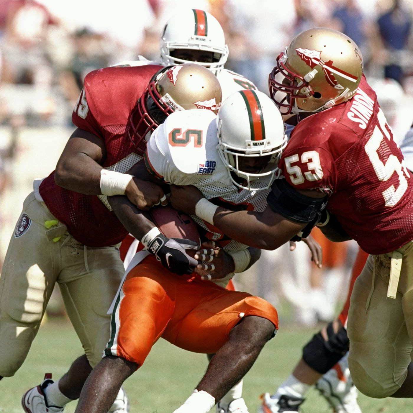 Miami vs florida state betting line nfl betting line week 13