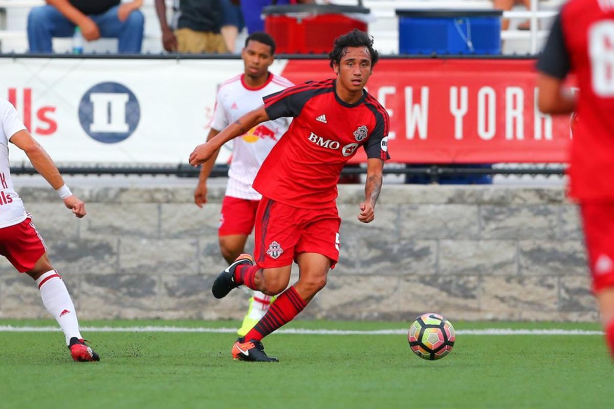 USL Photo - TFC II's Daniels looking for opportunities in New Jersey vs. NYRB II