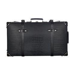 "Croco-Print 30"" Suitcase, $2,995"