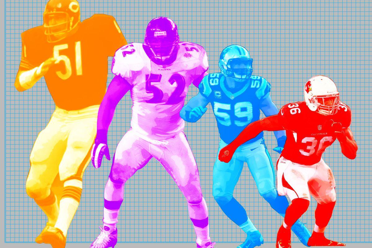 5a57c821 The NFL's Linebacker Evolution - The Ringer