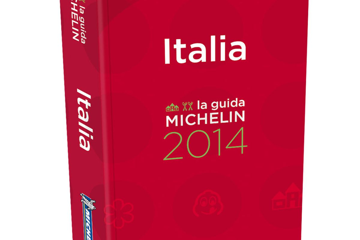 2014 Michelin Stars For Italy Announced Eater