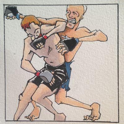 MMA Squared, Chris Rini, Paul Felder, James Vick