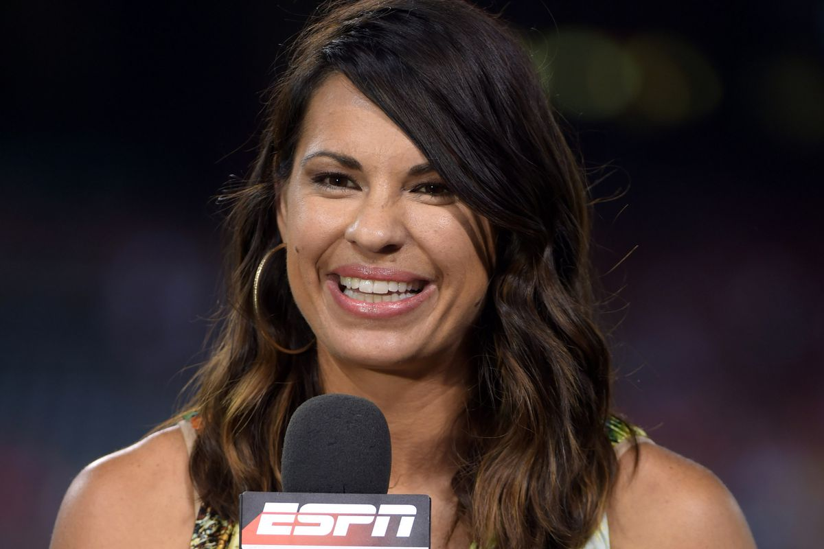 Jessica Mendoza will be on the call on July 24 for the Dodgers-Cardinals game in St. Louis.