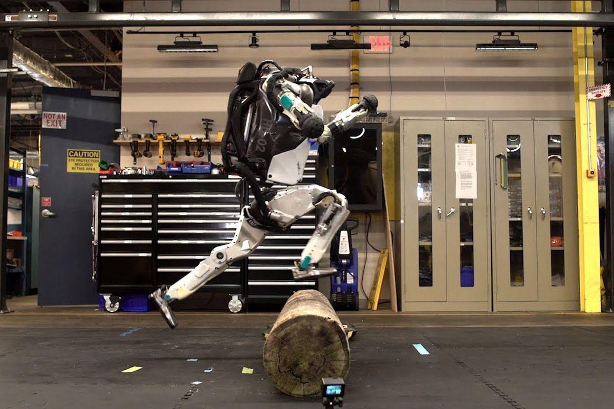 Boston Dynamics Will Definitely Win The First Robot Ninja Warrior