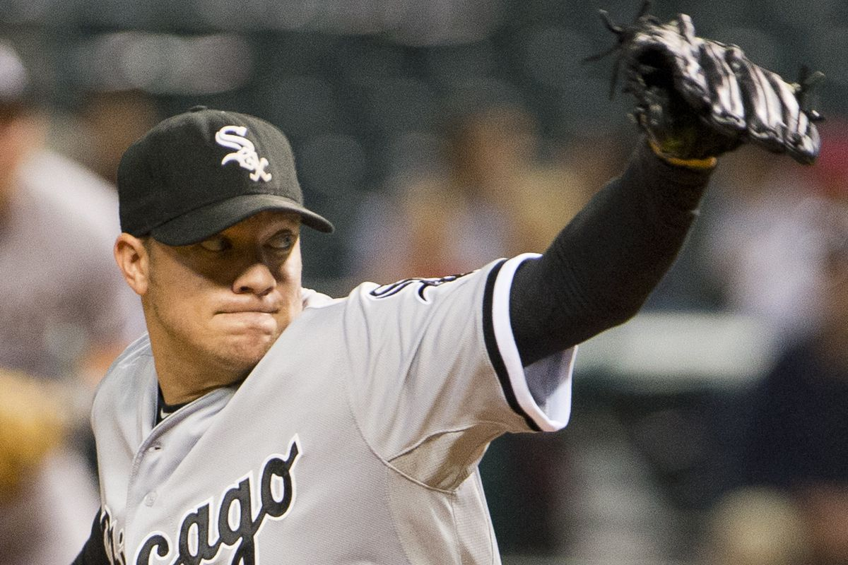 Could Jake Peavy don the black and orange in 2013?