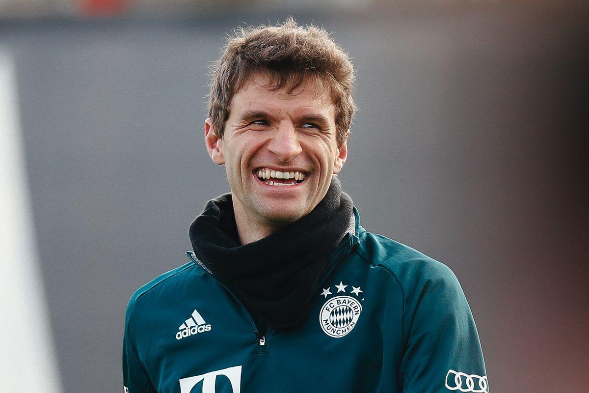 Official: Thomas Muller returns to training at Bayern Munich - Bavarian  Football Works