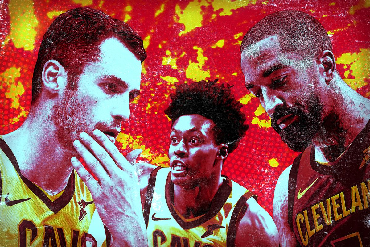 cb632afa2642 Which Cleveland Cavalier Has It Worst  - The Ringer