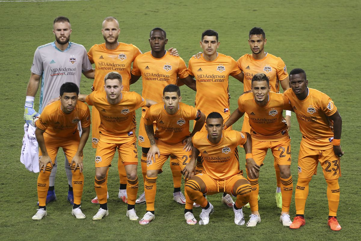 MLS: Nashville SC at Houston Dynamo