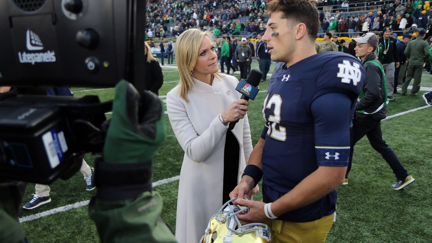 Ranking Notre Dame Football Games Yet To Appear on Fighting Irish ...