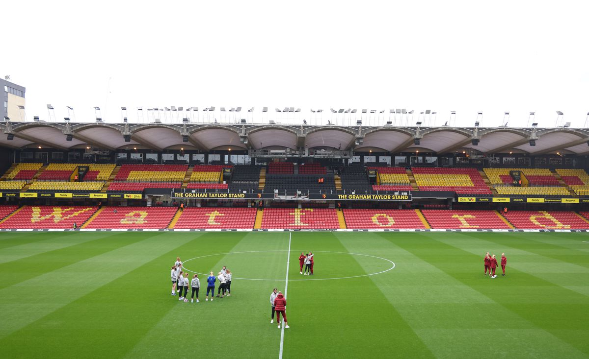 Watford Ladies v Liverpool Women - Barclays FA Women's Championship