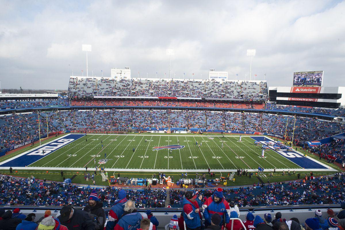 NFL: NOV 24 Broncos at Bills