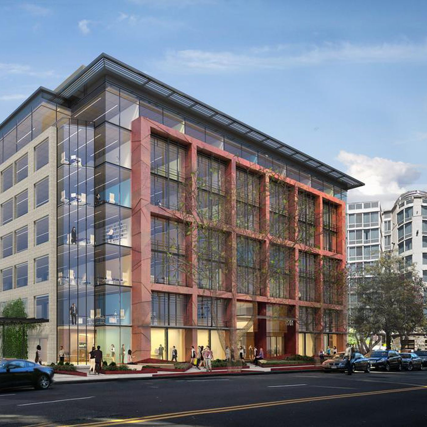 Dupont Circle groundbreaking begins for YMCA-office