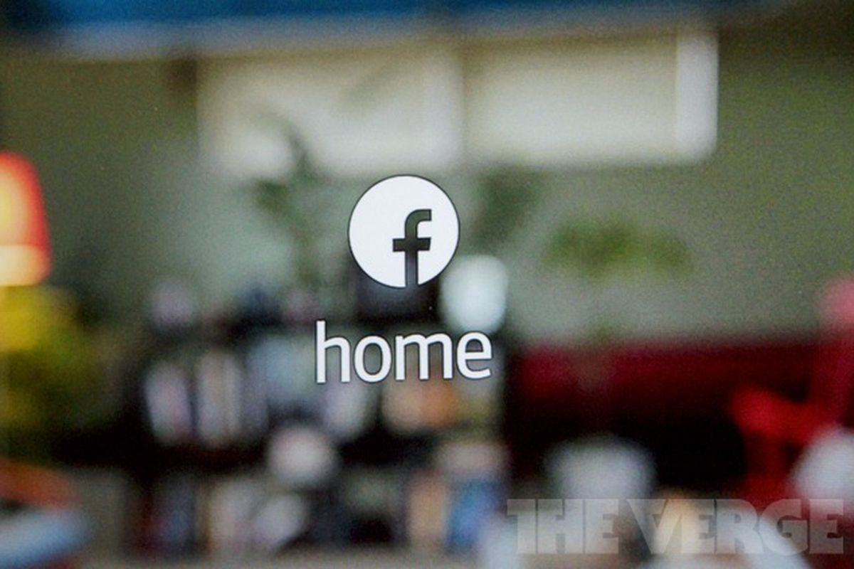 Facebook Home revamps any Android phone to make it about 'people
