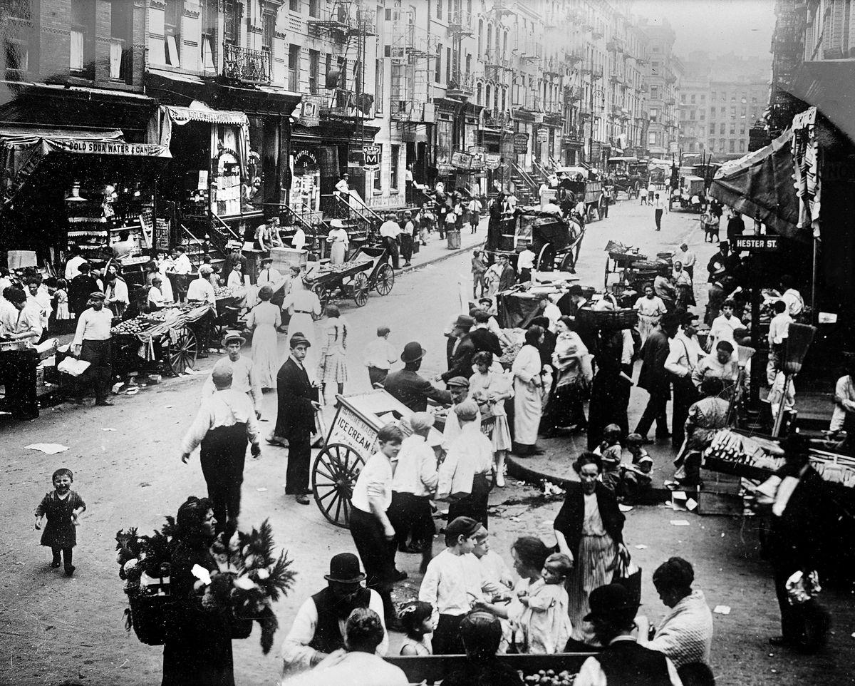 manhattan 1914