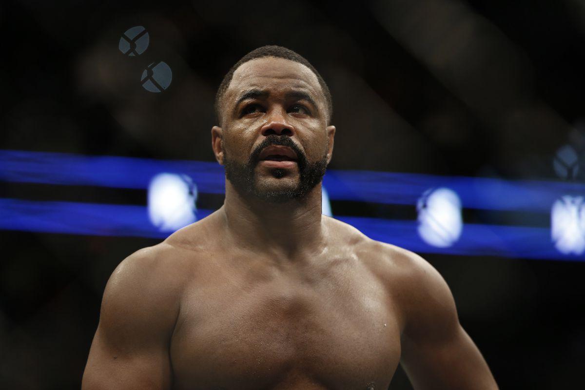 MMA: UFC Fight Night-Teixeira vs Evans