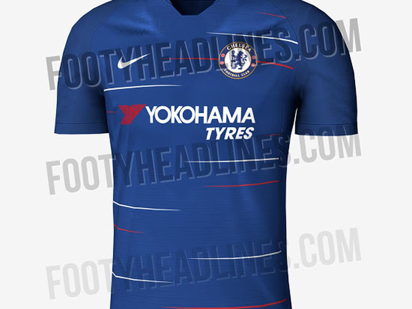 75248ad070 Chelsea 2018-19 home and away shirts leaked