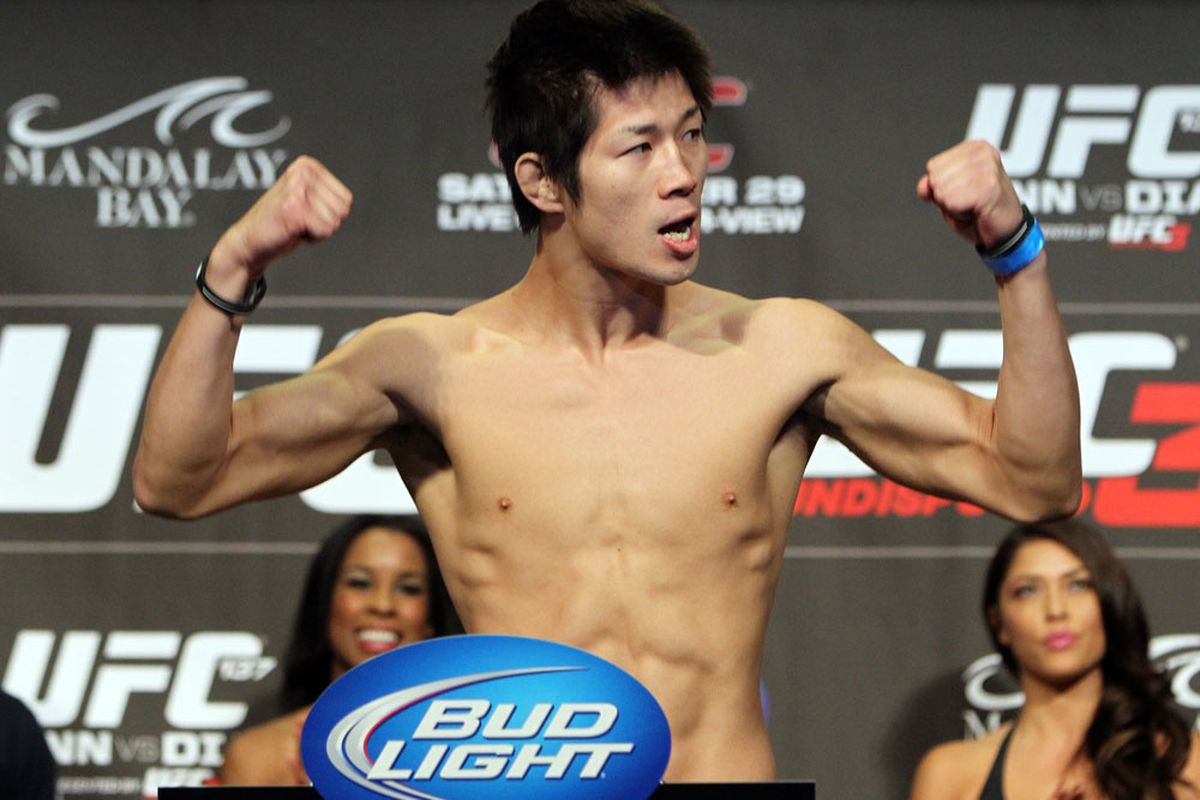 Report: Hatsu Hioki vs Bart Palaszewski planned for UFC 144 in Japan