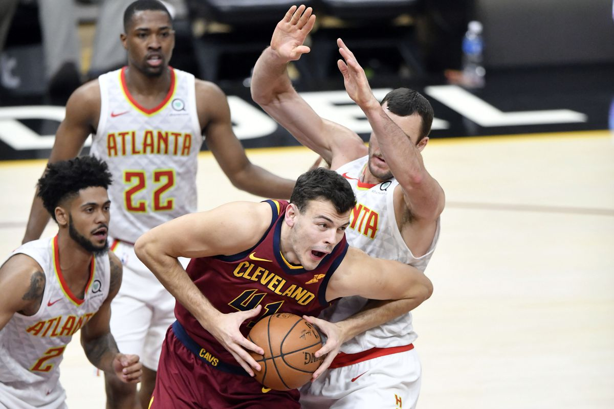 info for b1037 f9fca Ante Zizic scores 18 points on assignment with Canton Charge ...