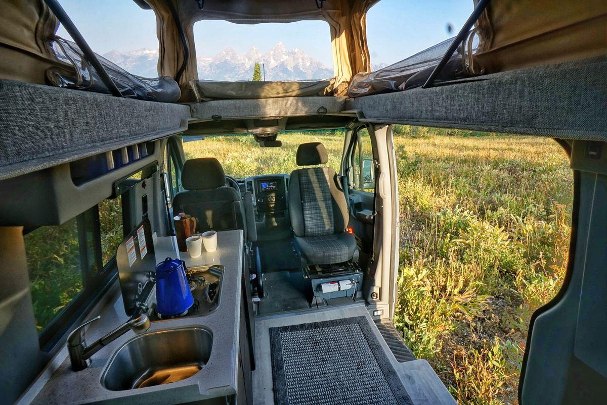 Sportsmobile Camper Vans Rv Rentals For An Epic Road Trip