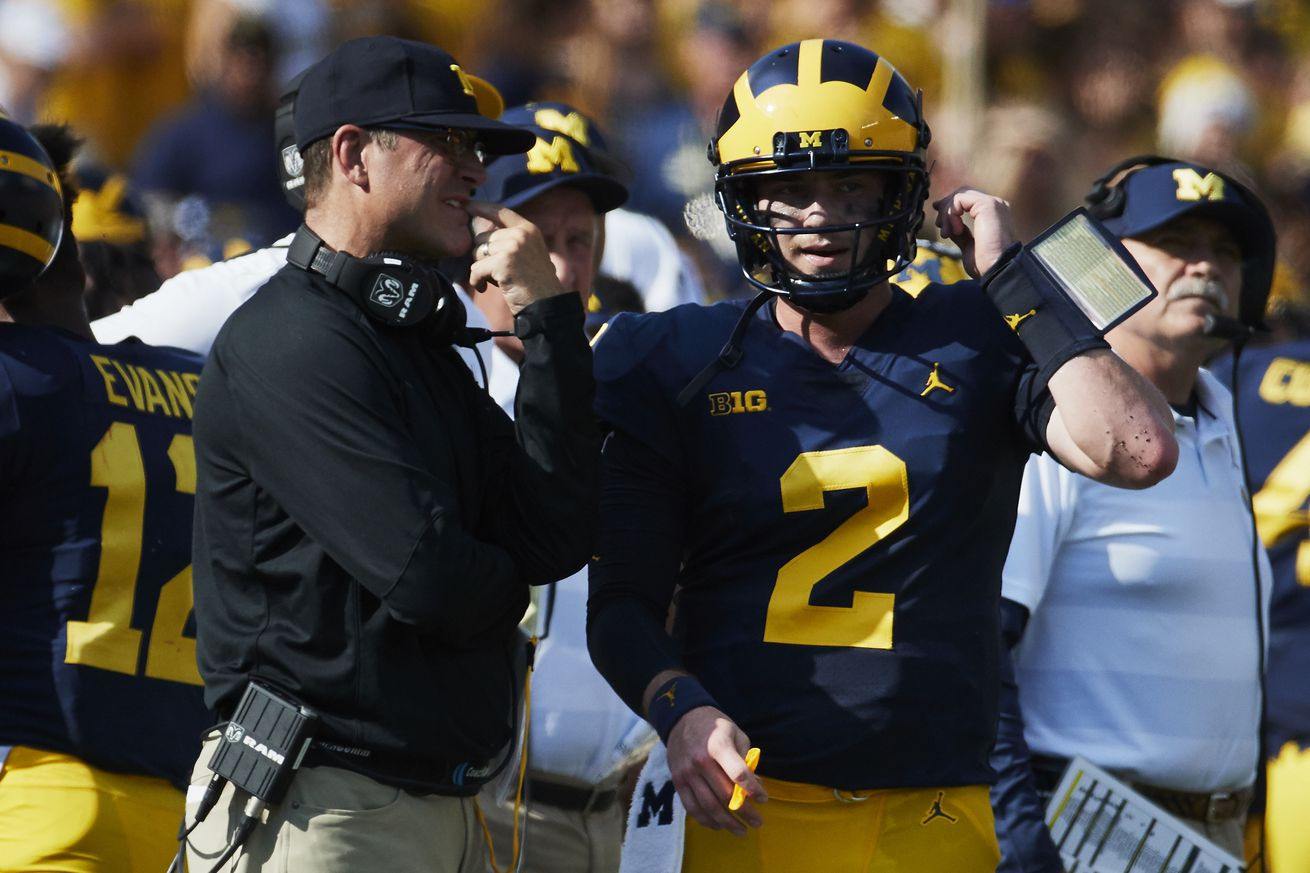How good is the Michigan football staff at evaluating recruits?