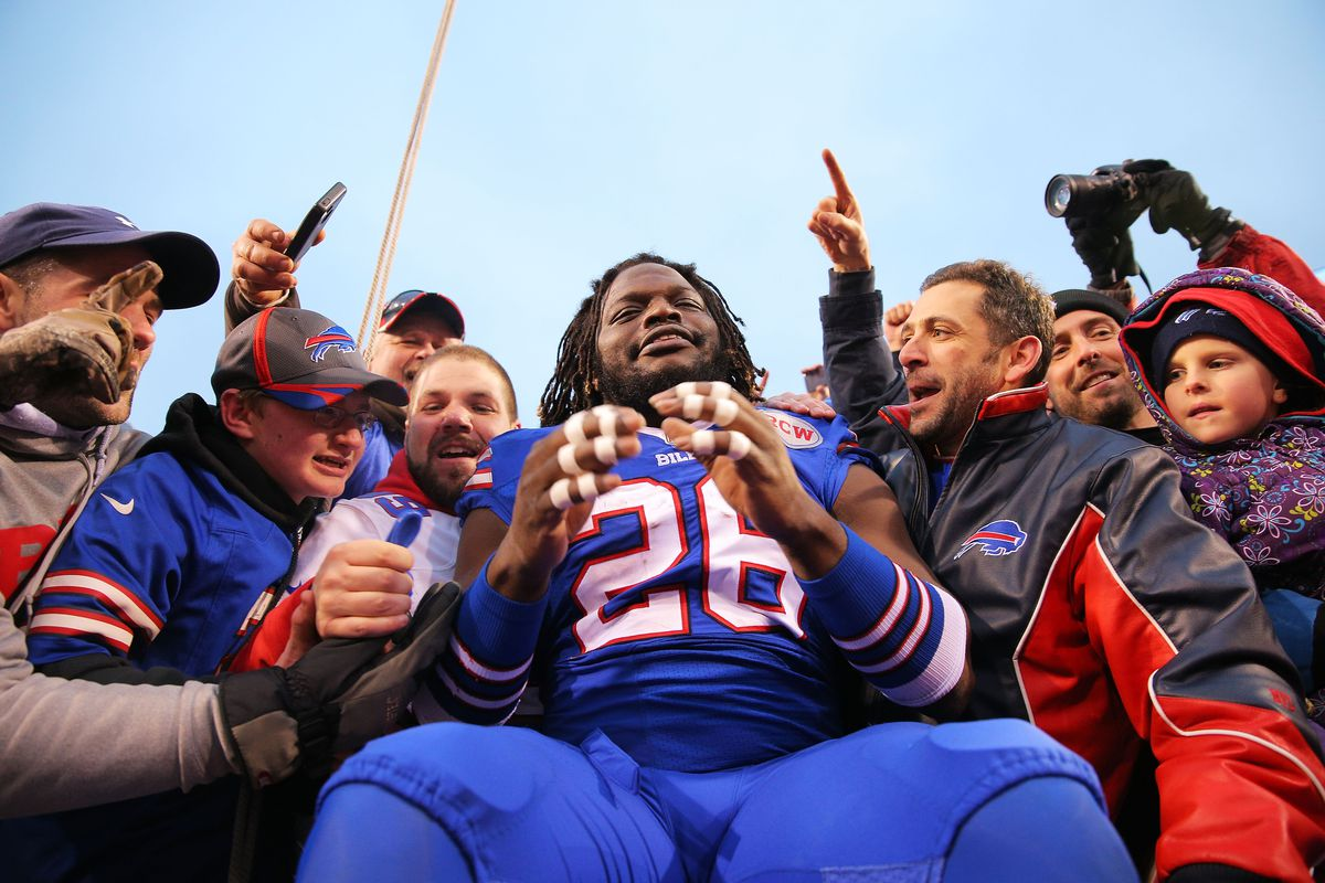 The Bills sit at 2nd place in the AFC East.