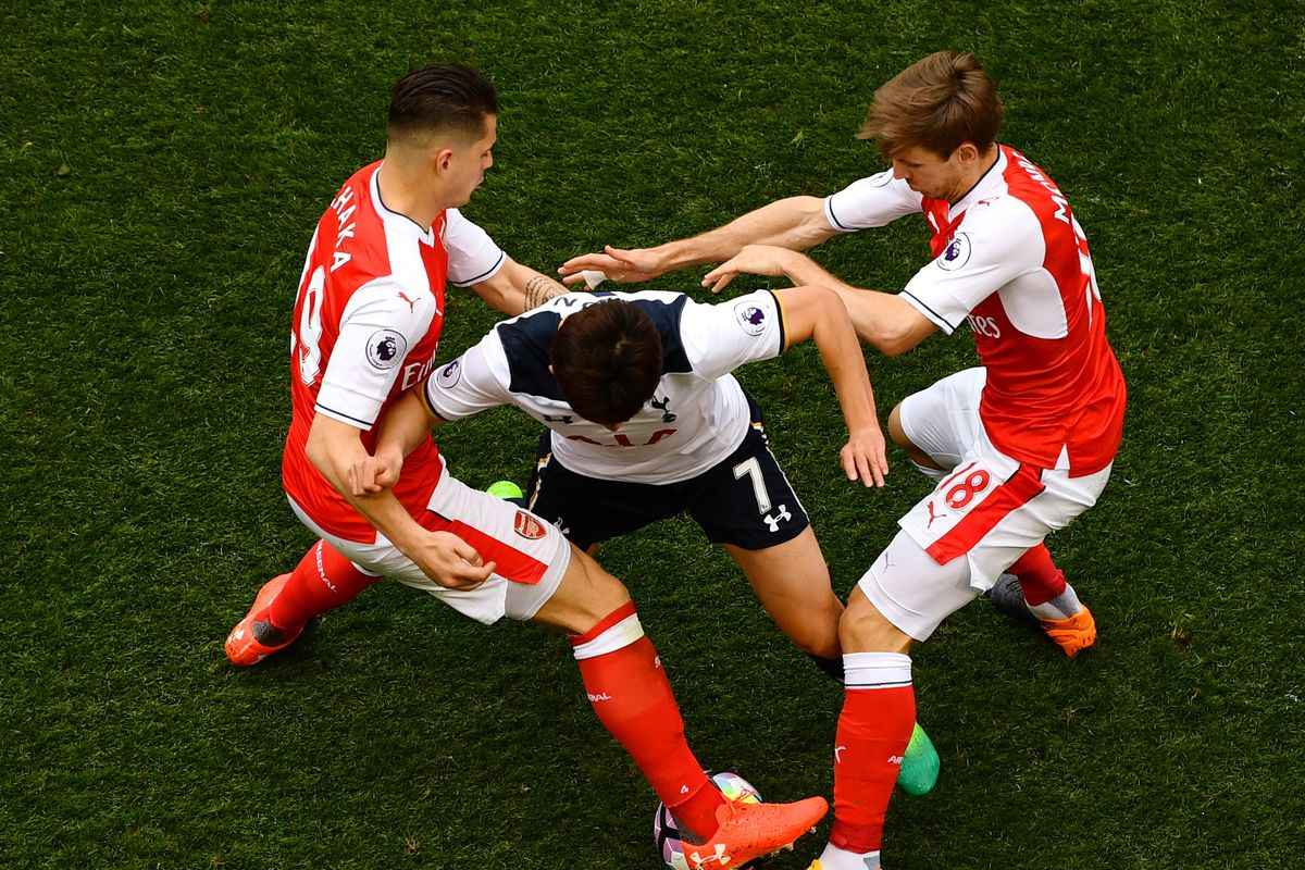 North London Derby: Arsenal vs Tottenham Stats Preview - The