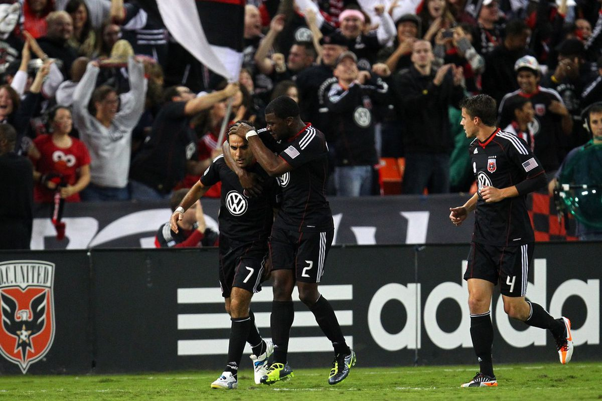 Dwayne De Rosario won't necessarily need to give another MVP performance for D.C. United to have a great year. What a relief.