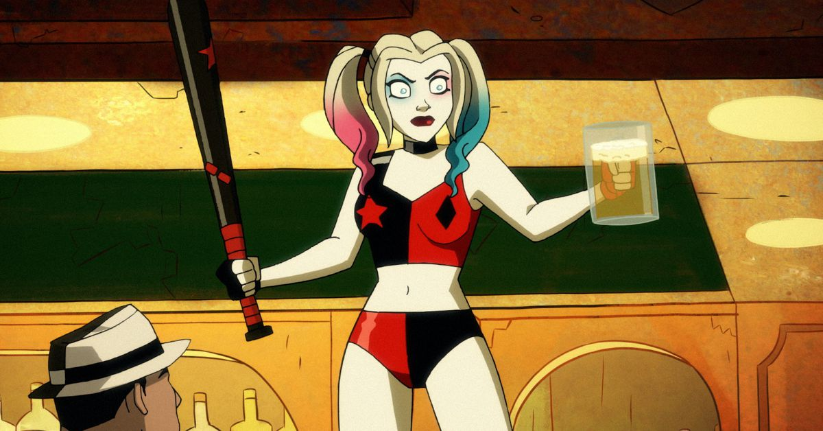 DC's Harley Quinn series kills a lot of characters for a